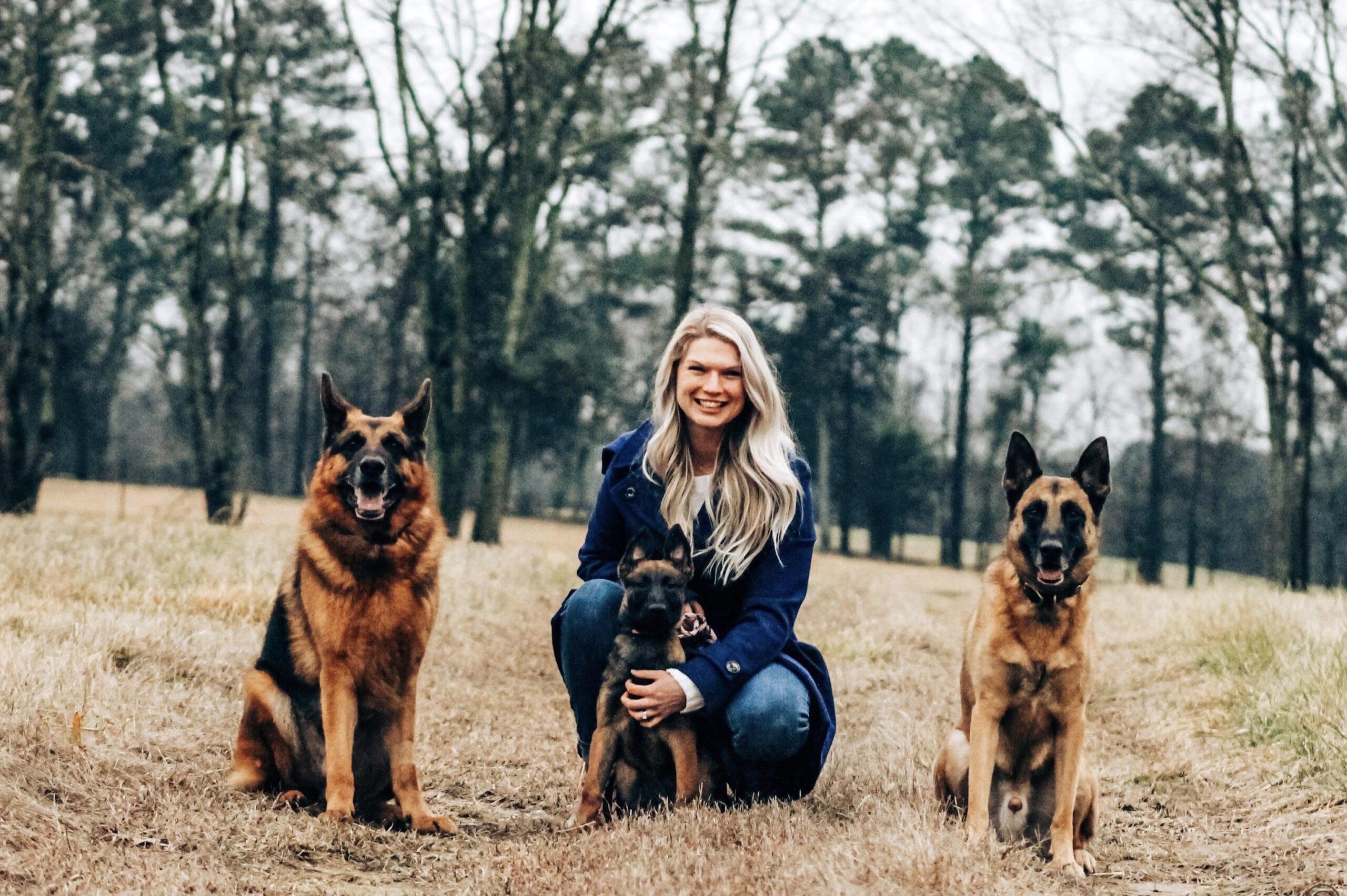 dana olone long dog trainer