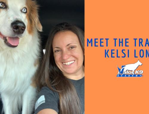 Meet the Trainer – Kelsi Long